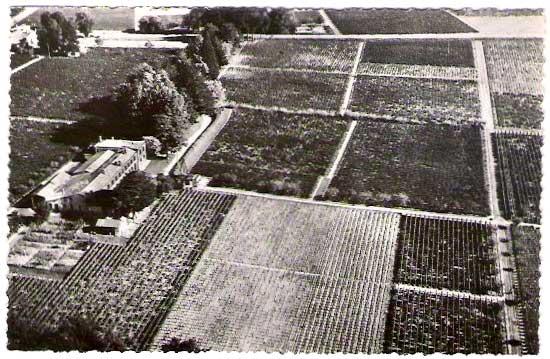 Vue aérienne de Jura-Plaisance